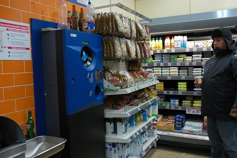 Как утилизируют отходы в Финляндии