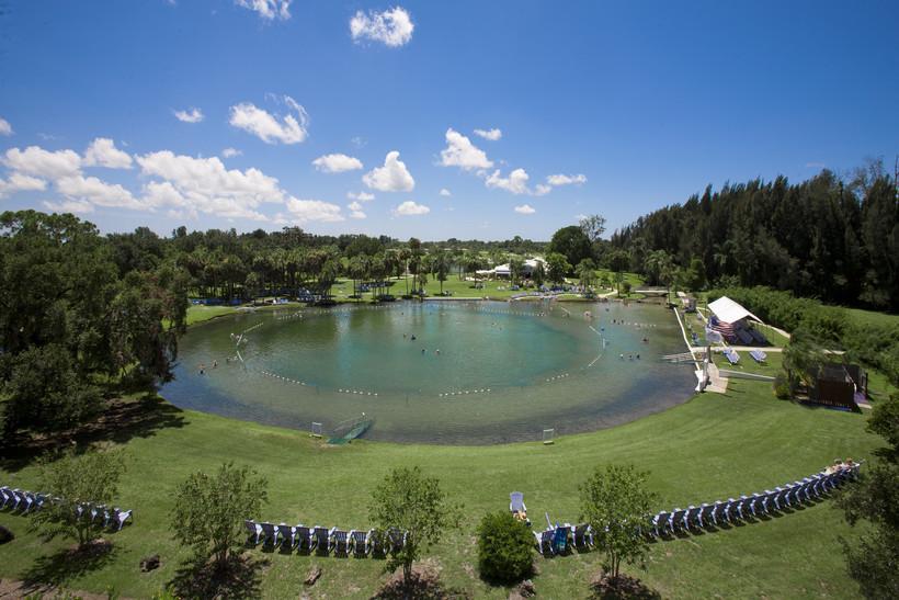 Удивительные факты о самом маленьком озере в мире