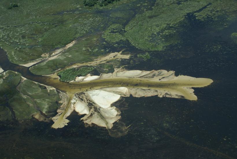 Река Окаванго: растворяющаяся в пустыне и дарующая жизнь