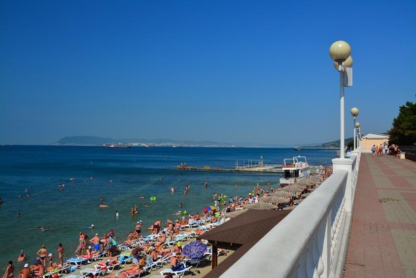 Черное море поселок кабардинка фото