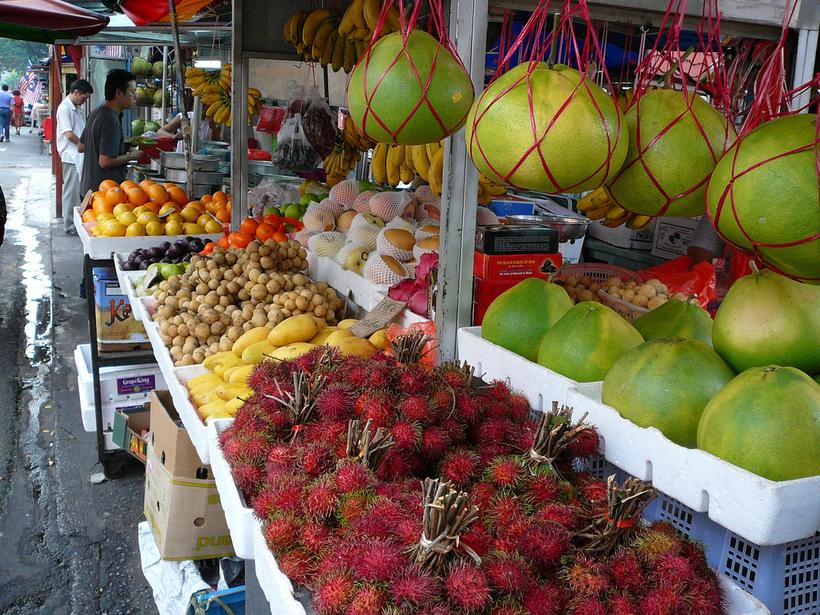 фрукты малайзии фото стала