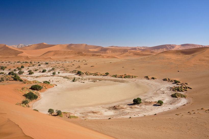 Таманрассет: крупная река в Сахаре, которая существовала всего 5 тысяч лет назад