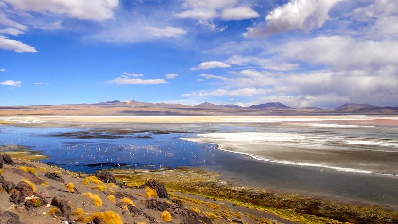 Исчезновение озера Поопо: почему высохло одно из крупнейших озер Южной Америки