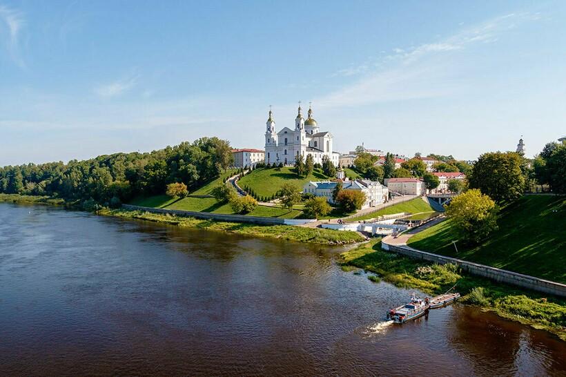 Свято-Успенский собор в Витебске